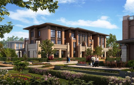 高层住宅效果图80平的小户高层楼房装修需要多少钱 www.