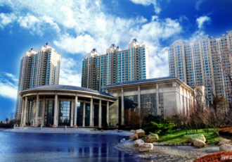 东营恒大黄河生态城17#景观楼座盛大加推!