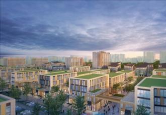 东营光谷未来城: 聚集创新力 培育新动能